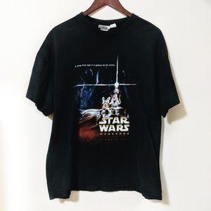 Vintage Disney Star Wars Graphic T-shirt